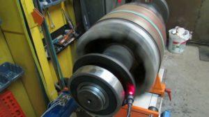 балансировка электродвигателя