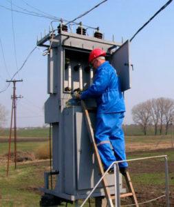 ремонт трансформаторных подстанций